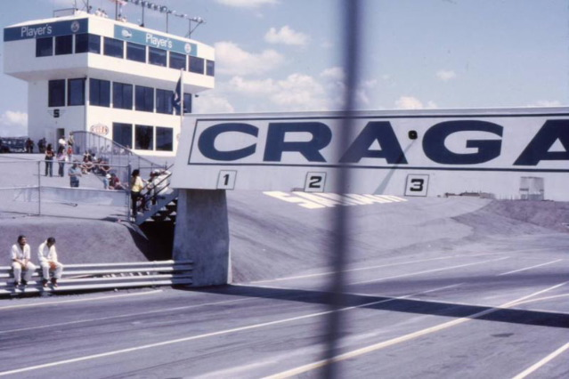 Flashback Friday: Dallas International Motor Speedway